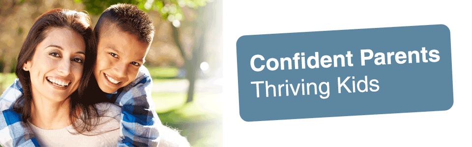 Confident Parents: Thriving Kids