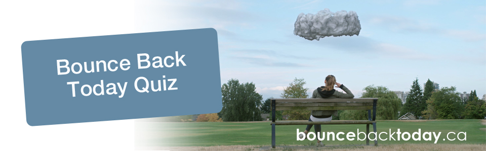 Bounce Back Today Quiz