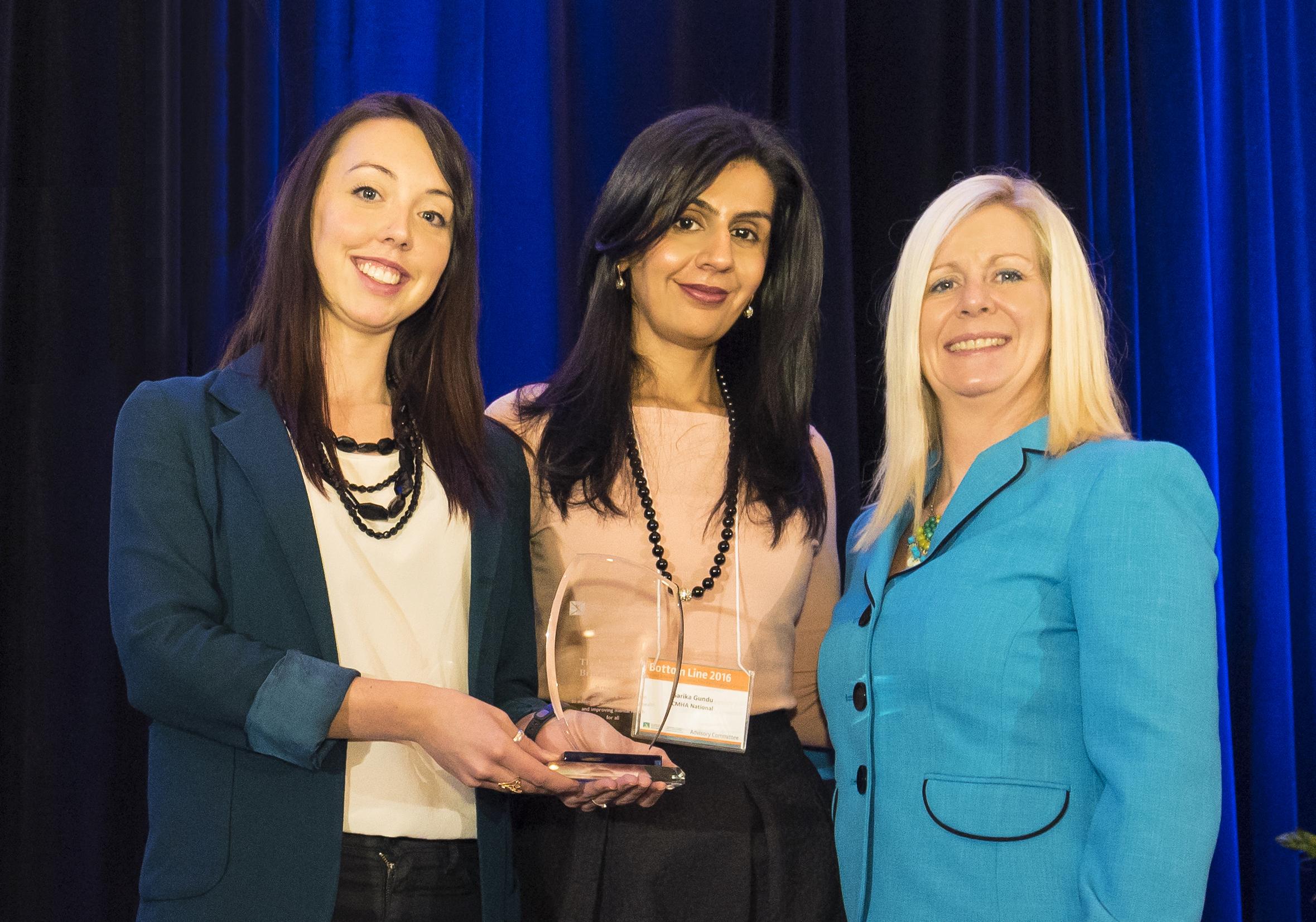 UBC receives CMHA's Clarence M. Hincks Award