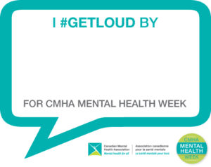 CMHA Mental Health Week - selfie card