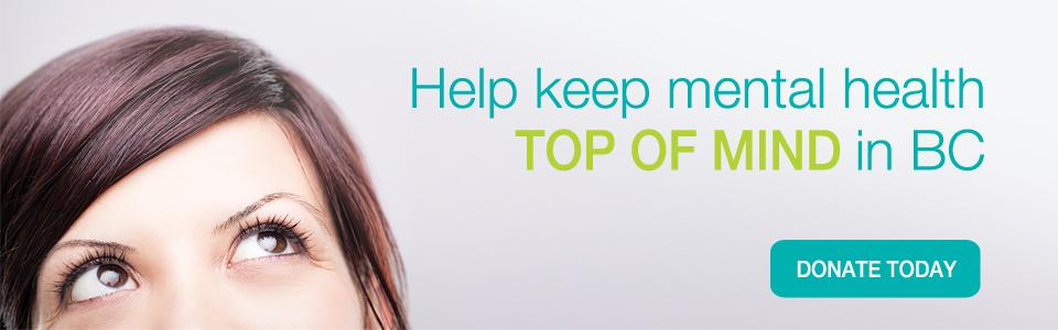 Help keep mental health top of mind in BC