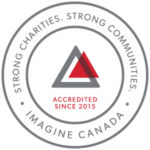 Accredited since 2015 - Imagine Canada