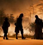 Smoke and wilderness emergency