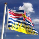 British Columbia flag Canada