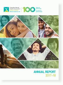 CMHA BC Annual Report 2017-18