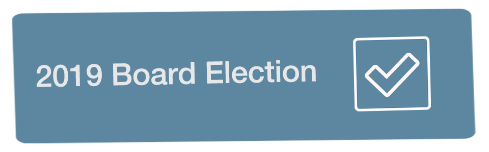 2019 Board Election Results