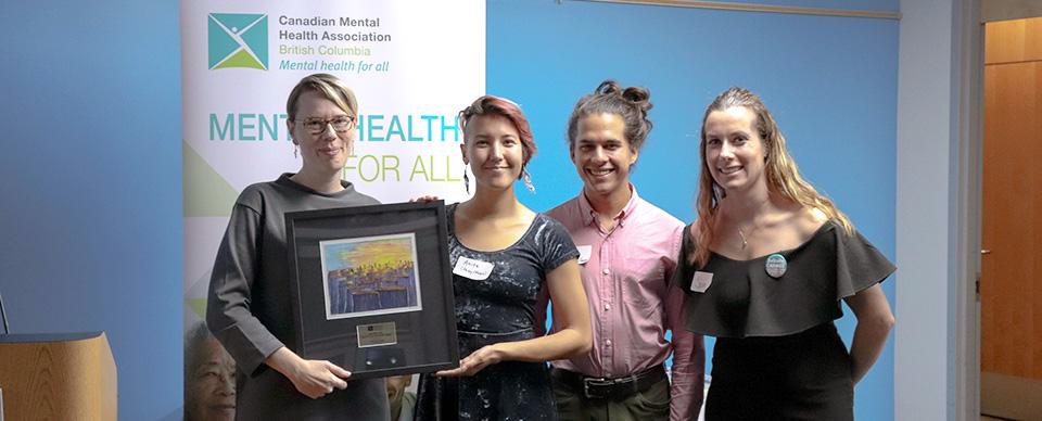 Fostering Change - Dr. Nancy Hall Award 2019
